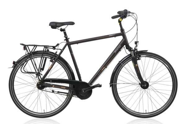 f33addc687b Meeste jalgratas 28″ 7k alu R58 7NX Wanted URBAN 7, mustjaspruun ...
